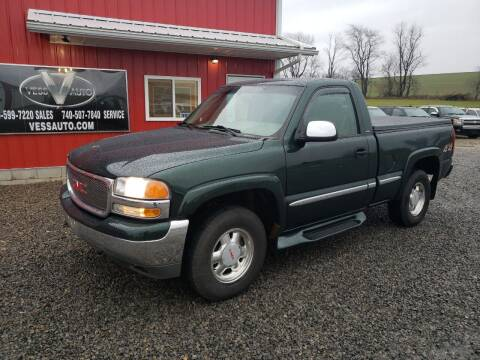 2001 GMC Sierra 1500 for sale at Vess Auto in Danville OH