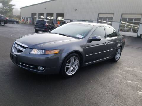 2008 Acura TL for sale at A.I. Monroe Auto Sales in Bountiful UT