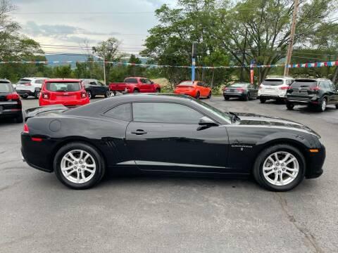 2014 Chevrolet Camaro for sale at MAGNUM MOTORS in Reedsville PA