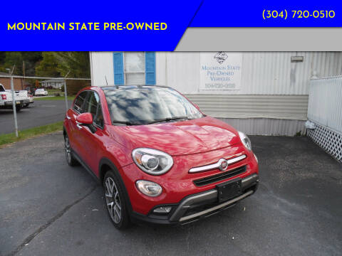 2016 FIAT 500X for sale at Mountain State Pre-owned in Nitro WV