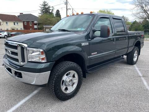 2005 Ford F-350 Super Duty for sale at On The Circuit Cars & Trucks in York PA