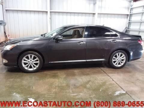 2010 Lexus ES 350 for sale at East Coast Auto Source Inc. in Bedford VA
