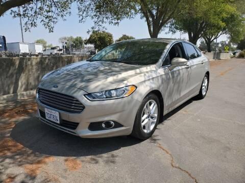 2016 Ford Fusion for sale at Matador Motors in Sacramento CA