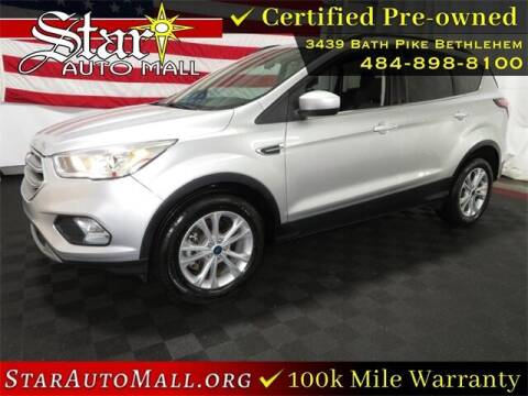 2017 Ford Escape for sale at STAR AUTO MALL 512 in Bethlehem PA