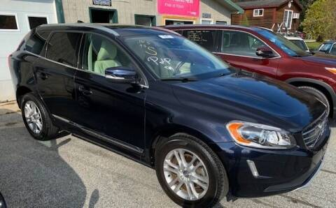 2016 Volvo XC60 for sale at Past & Present MotorCar in Waterbury Center	 VT