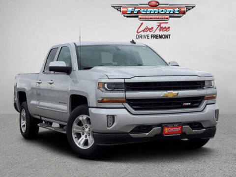 2017 Chevrolet Silverado 1500 for sale at Rocky Mountain Commercial Trucks in Casper WY
