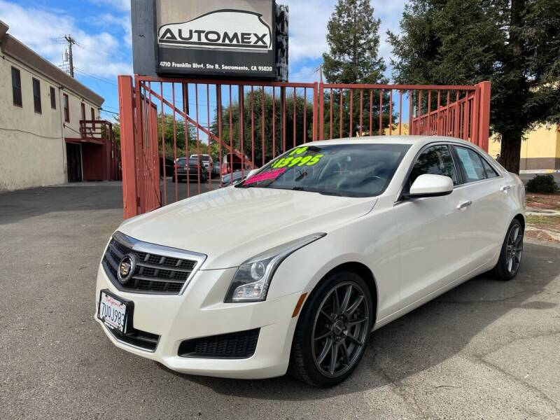 2014 Cadillac ATS for sale at AUTOMEX in Sacramento CA