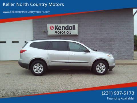 2012 Chevrolet Traverse for sale at Keller North Country Motors in Howard City MI