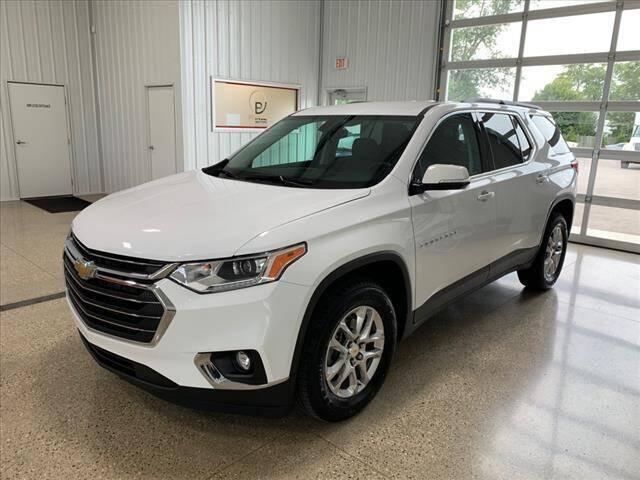 2020 Chevrolet Traverse for sale at PRINCE MOTORS in Hudsonville MI
