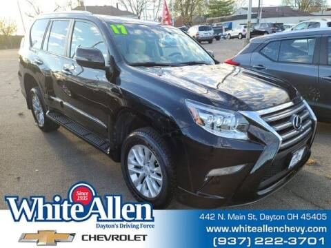 2017 Lexus GX 460 for sale at WHITE-ALLEN CHEVROLET in Dayton OH