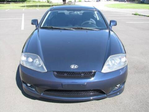 2006 Hyundai Tiburon for sale at Iron Horse Auto Sales in Sewell NJ
