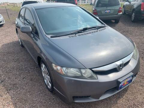 2010 Honda Civic for sale at Praylea's Auto Sales in Peyton CO