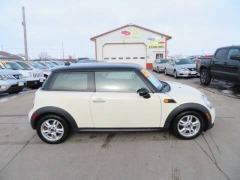 2012 MINI Cooper Hardtop for sale at Jefferson St Motors in Waterloo IA