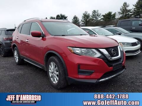 2017 Nissan Rogue for sale at Jeff D'Ambrosio Auto Group in Downingtown PA