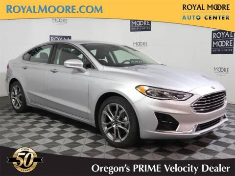 2019 Ford Fusion for sale at Royal Moore Custom Finance in Hillsboro OR