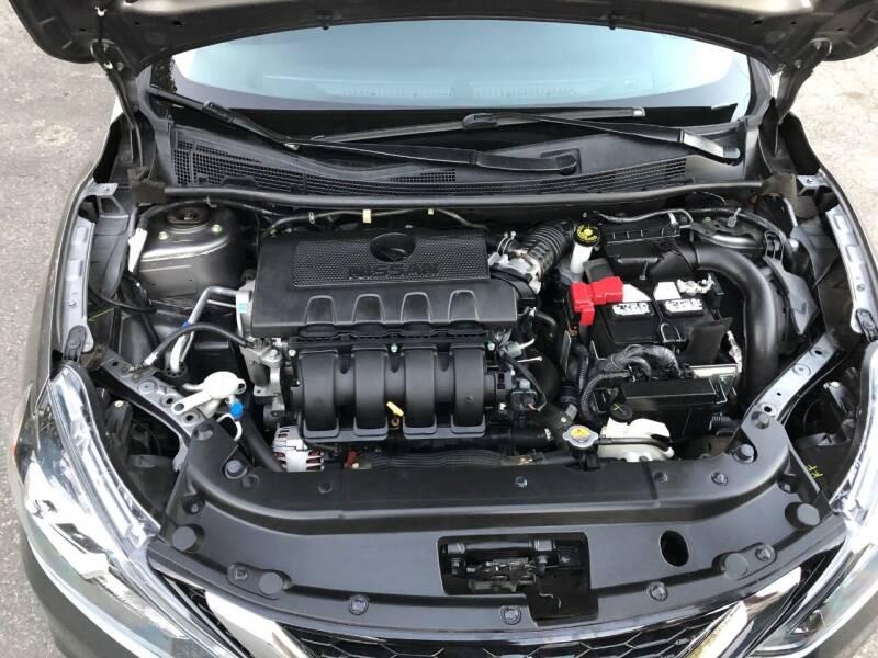 2017 Nissan Sentra SR 4dr Sedan - Fallbrook CA