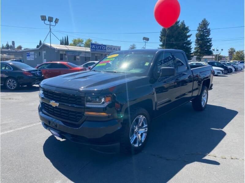 2017 Chevrolet Silverado 1500 for sale at AutoDeals in Daly City CA