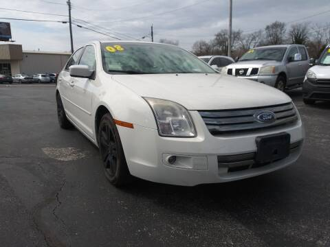 2008 Ford Fusion for sale at Guidance Auto Sales LLC in Columbia TN
