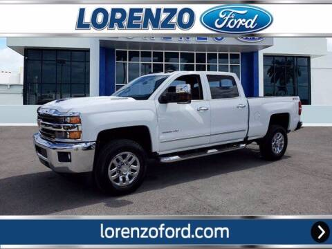 2019 Chevrolet Silverado 2500HD for sale at Lorenzo Ford in Homestead FL
