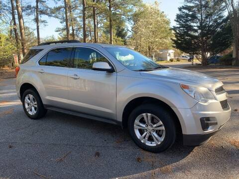 2012 Chevrolet Equinox for sale at ATLANTA AUTO WAY in Duluth GA