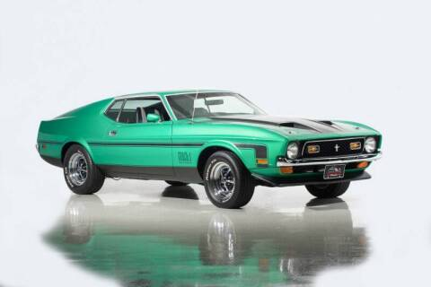 1971 Ford Mustang for sale at Motorcar Classics in Farmingdale NY