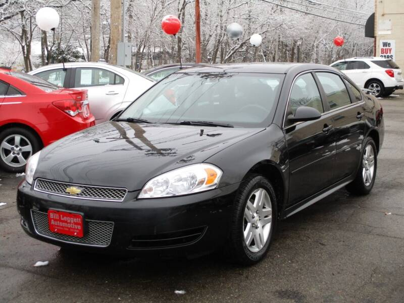 2012 Chevrolet Impala for sale at Bill Leggett Automotive, Inc. in Columbus OH