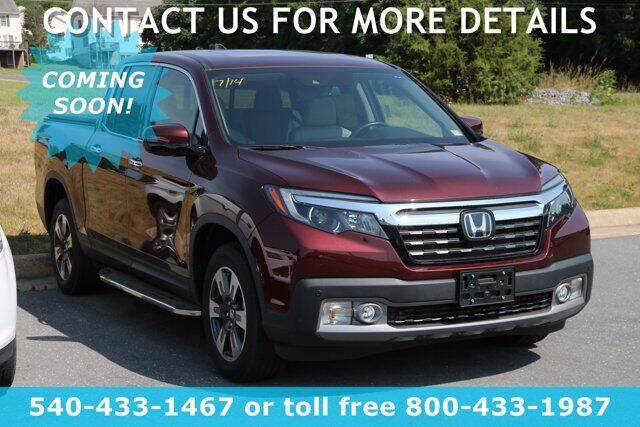 2018 Honda Ridgeline for sale in Harrisonburg, VA