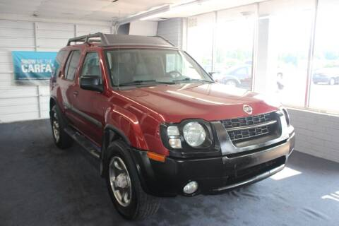 2004 Nissan Xterra for sale at Drive Auto Sales in Matthews NC