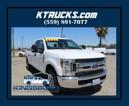 2019 Ford F-250 Super Duty for sale at Kingsburg Truck Center in Kingsburg CA
