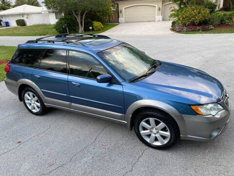 2008 Subaru Outback for sale at Exceed Auto Brokers in Lighthouse Point FL
