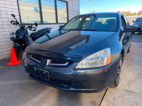 2004 Honda Accord for sale at Story Brothers Auto in New Britain CT