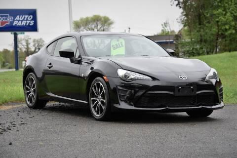 2017 Toyota 86 for sale at Van Allen Auto Sales in Valatie NY
