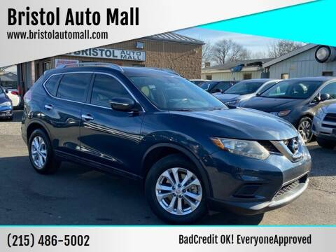 2015 Nissan Rogue for sale at Bristol Auto Mall in Levittown PA