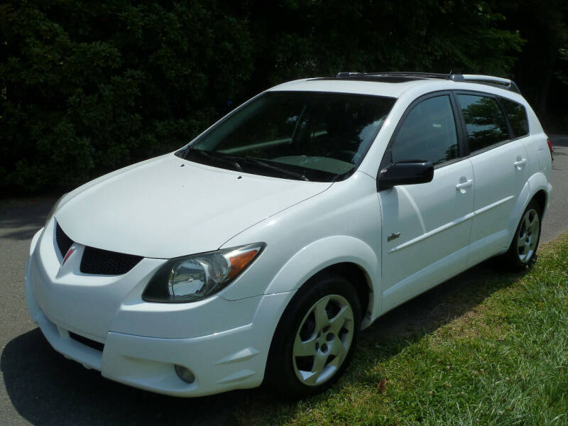 2004 Pontiac Vibe for sale at Templar Auto Group in Matthews NC