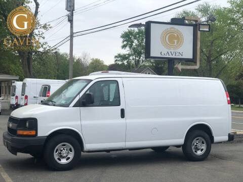 2016 Chevrolet Express Cargo for sale at Gaven Auto Group in Kenvil NJ