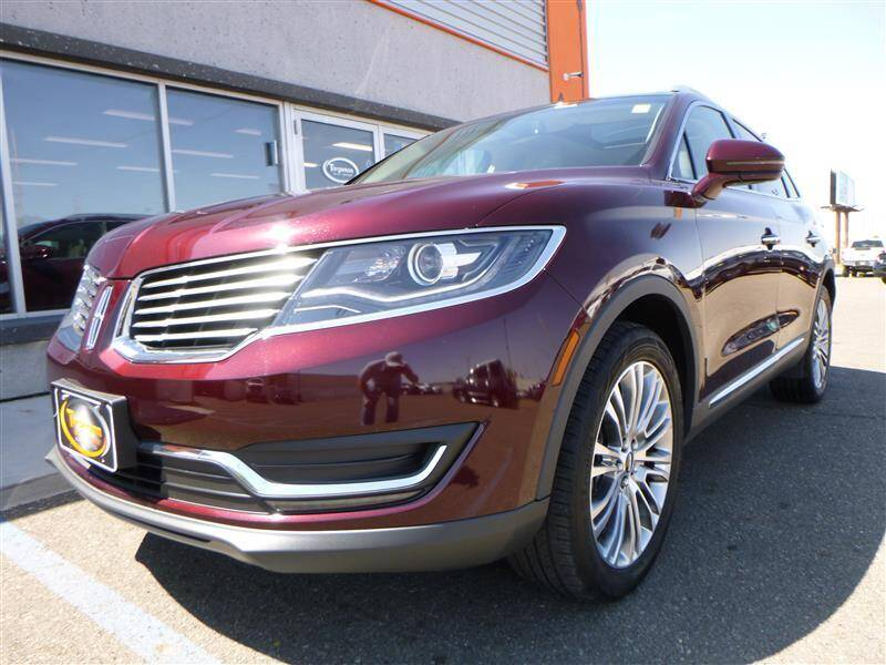 2017 Lincoln MKX for sale at Torgerson Auto Center in Bismarck ND