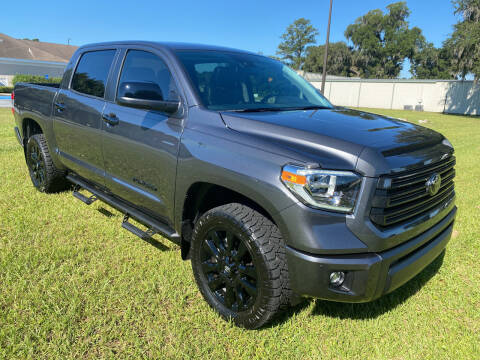 2021 Toyota Tundra for sale at GOLD COAST IMPORT OUTLET in Saint Simons Island GA