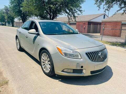2011 Buick Regal for sale at High Beam Auto in Dallas TX
