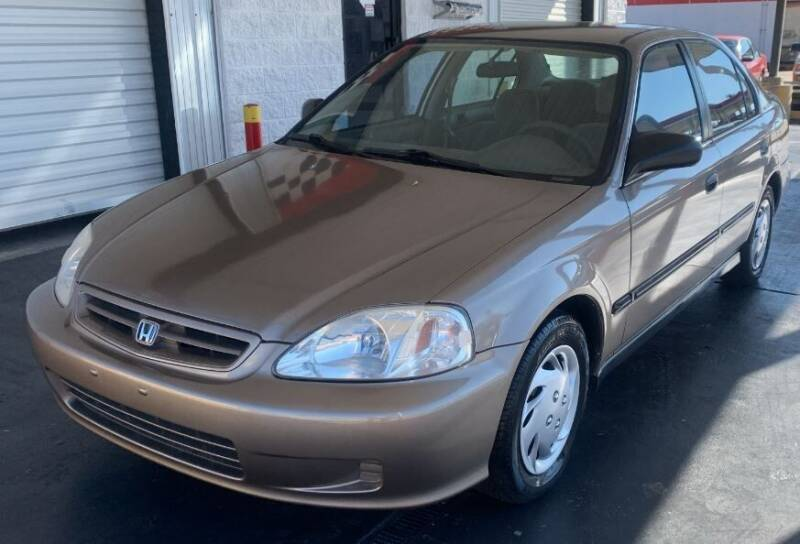 2000 Honda Civic for sale at Tiny Mite Auto Sales in Ocean Springs MS