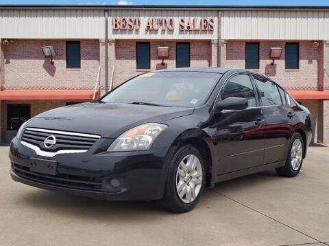 2009 Nissan Altima for sale at Best Auto Sales LLC in Auburn AL