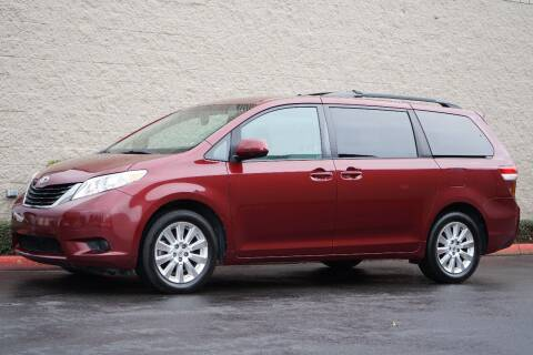 2011 Toyota Sienna for sale at Overland Automotive in Hillsboro OR