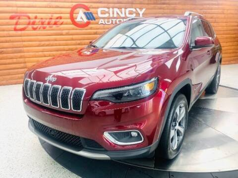 2019 Jeep Cherokee for sale at Dixie Motors in Fairfield OH