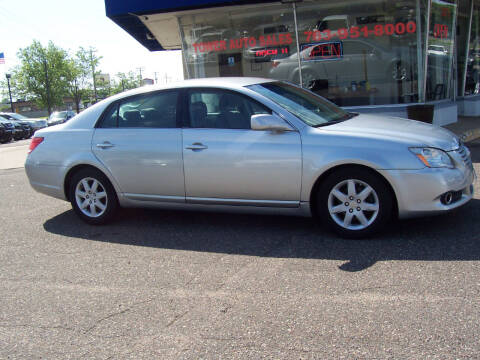 2007 Toyota Avalon for sale at TOWER AUTO MART in Minneapolis MN