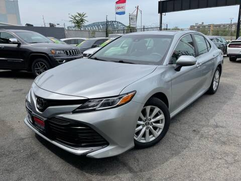 2018 Toyota Camry for sale at Newark Auto Sports Co. in Newark NJ
