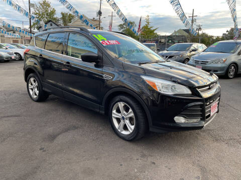 2014 Ford Escape for sale at Riverside Wholesalers 2 in Paterson NJ