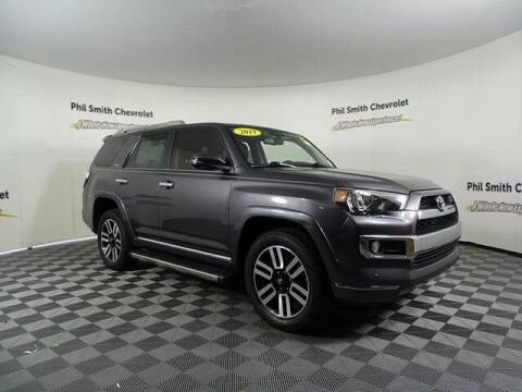 2019 Toyota 4Runner for sale at PHIL SMITH AUTOMOTIVE GROUP - Phil Smith Chevrolet in Lauderhill FL