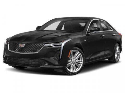 2021 Cadillac CT4 for sale at BIG STAR HYUNDAI in Houston TX