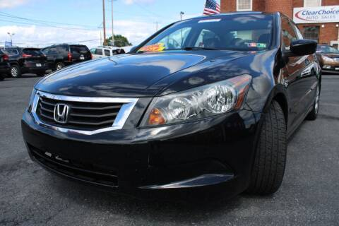 2010 Honda Accord for sale at Clear Choice Auto Sales in Mechanicsburg PA