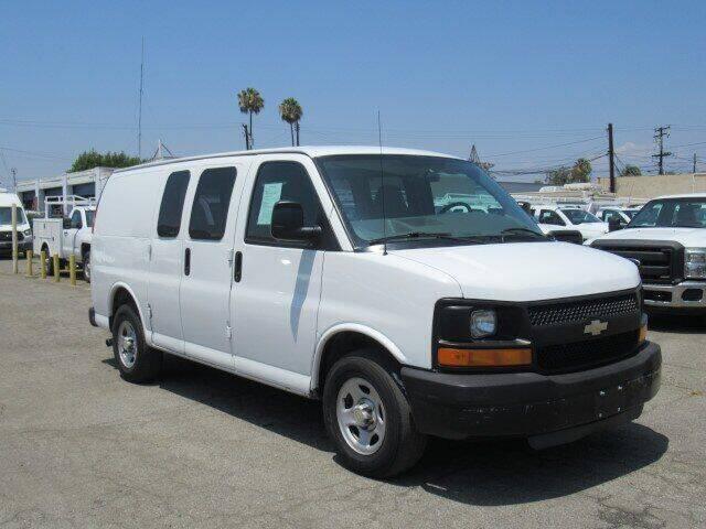 2006 Chevrolet Express Cargo for sale at Atlantis Auto Sales in La Puente CA