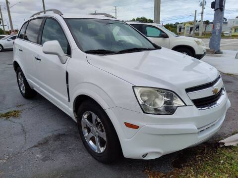 2014 Chevrolet Captiva Sport for sale at Celebrity Auto Sales in Port Saint Lucie FL